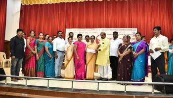 Jyothi High School, Ajekar awarded