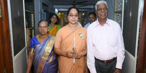 Silver and Golden Jubilees of Religous life celebrated at St Raymond's Convent, Vamanjoor, Mangaluru