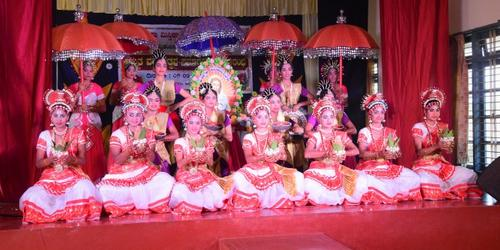 Closing ceremony of the Platinum Jubilee Celebration of Rosa Mystica TTI, Kinnikambla